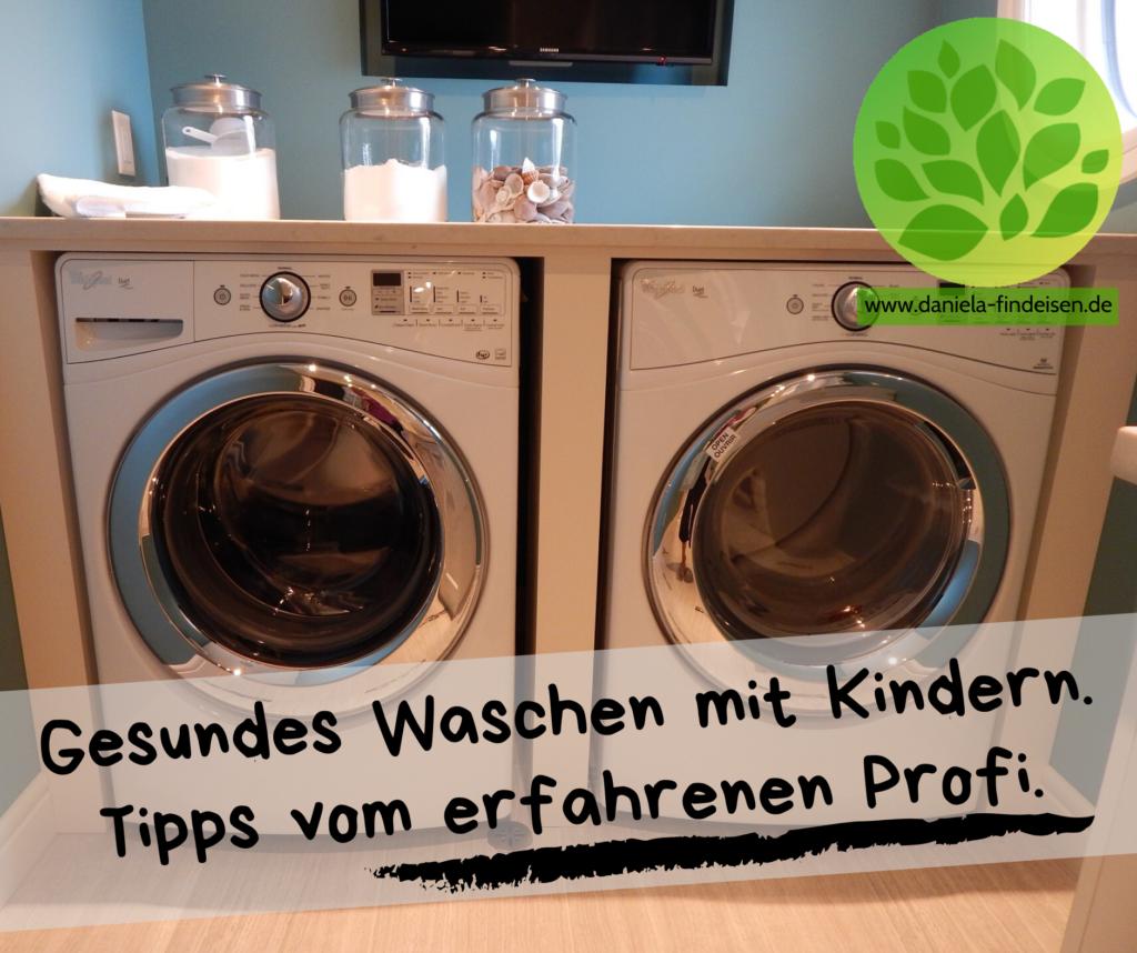 Kleidung gesund Waschen – Tipps vom erfahrenen Monteur 1