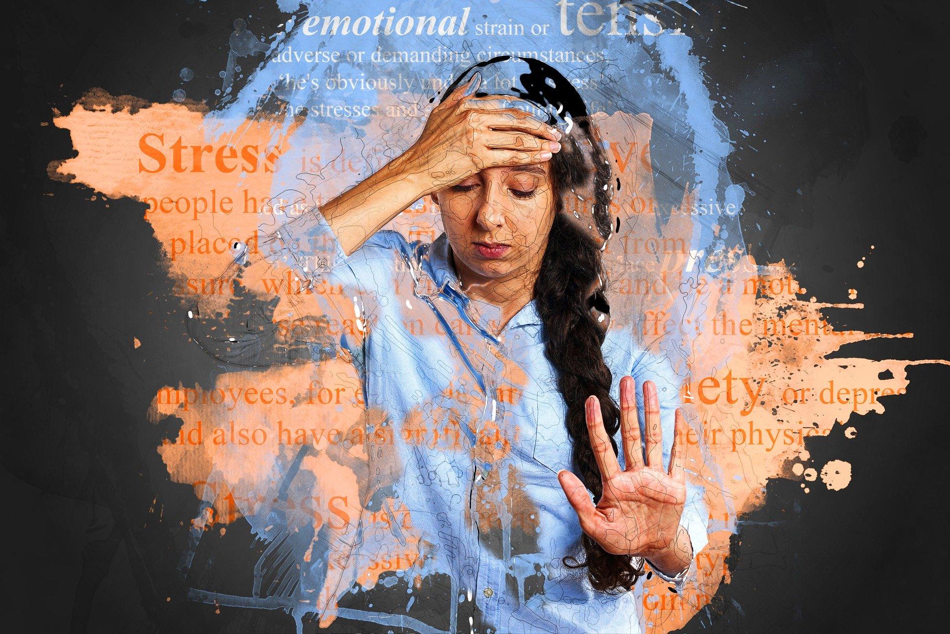Erfahre, warum guter Schlaf den Stress senkt