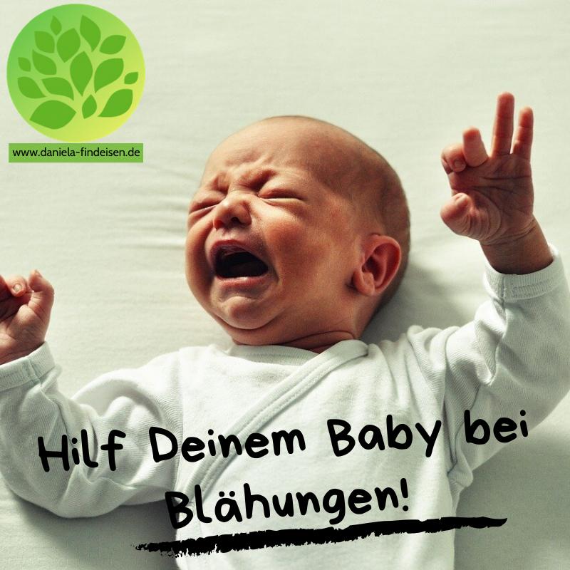 Blähungen bei Babys 1